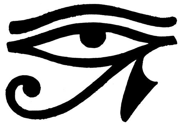Egyptian Symbol Wedjat The Wedjat An Ancient Egyptian Symbol Of