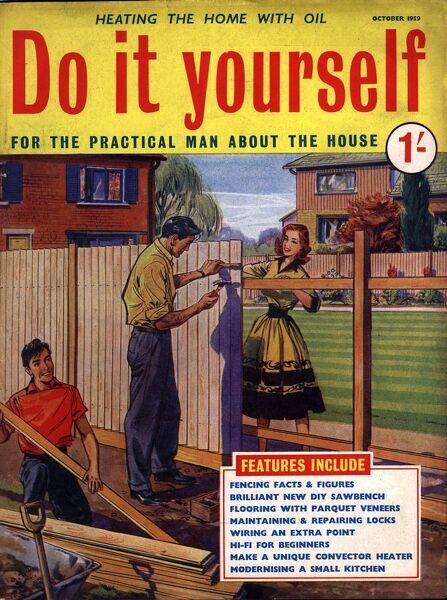 Do it yourself 1950s uk fences diy magazines do it yourself do it yourself 1950s uk fences diy magazines do it yourself horticulture solutioingenieria Images