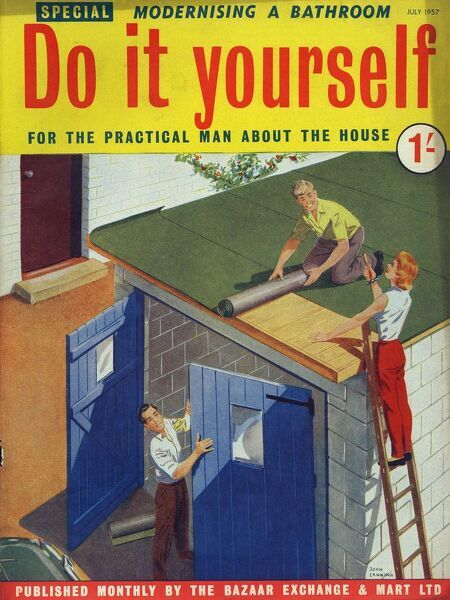 Do it yourself 1957 1950s uk diy do it yourself home improvement do it yourself 1957 1950s uk diy do it yourself home improvement magazines improvements solutioingenieria Image collections