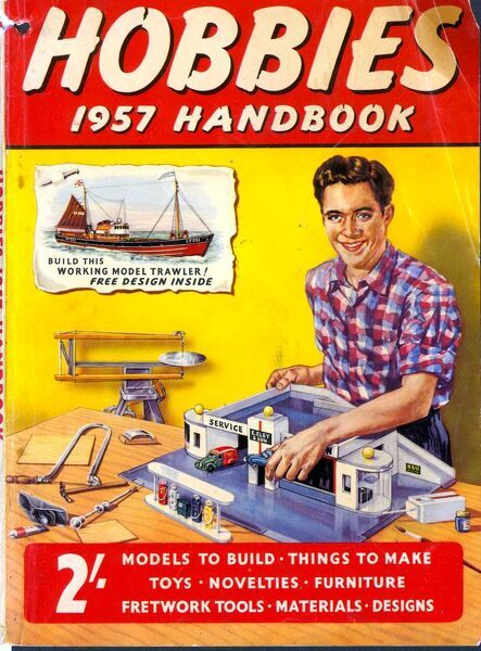 Hobbies 1957 1950s uk diy magazines do it yourself hobbies 1957 hobbies 1957 1950s uk diy magazines do it yourself solutioingenieria Image collections