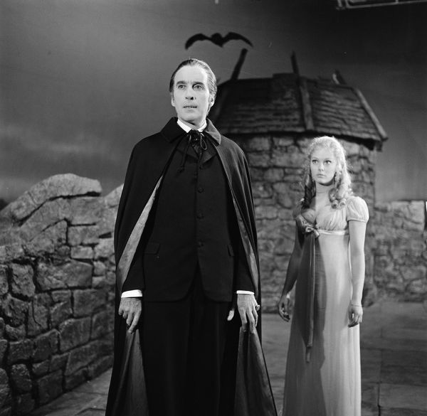on the Elstree ser of Scars Of Dracula