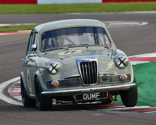 Ding Boston, Riley One-Point-Five OUMF, HRDC Touring Greats, pre-60 Touring cars, Invited TC63, Donington Historic Festival, May 2019, motor racing, motor sport, motorsport, Nostalgia, racing, racing cars, retro, cars, classic cars