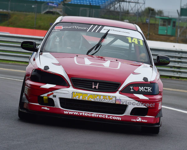 Benjamin Griffiths Honda Accord Type R Ctcrc Clic Thunder Boss