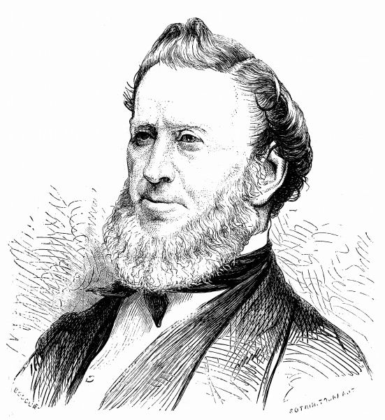 Brigham Young (1801-77) American Mormon leader. Founder of Salt Lake City. Died of Cholera morbus