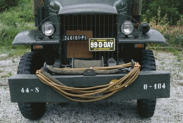 GMC Truck, 1942. Military Vehicles - United States of America, 20th century
