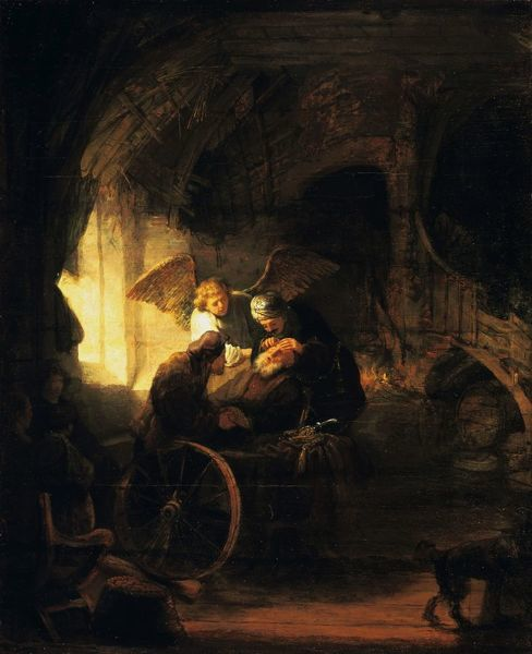 a focus on the art career and success of rembrandt harmenszoon van rijin Rembrandt harmenszoon van rijn, biblical art his personal techniques and those he collected others created a successful art career the higher the success.