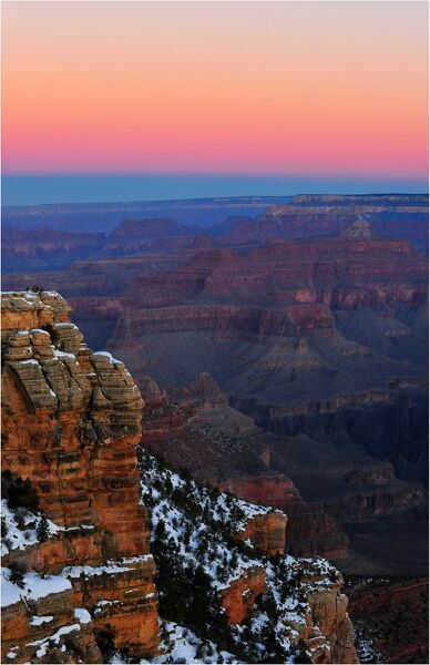 Grand Canyon, Arizona, south western United States of America