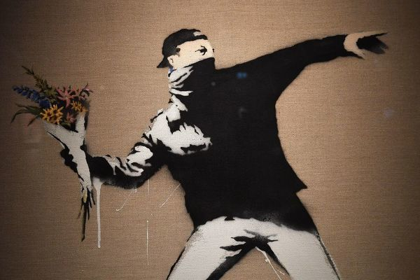 ART OF BANKSY PREVIEW SYDNEY