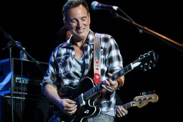 Bruce Springsteen made a surprise guest appearance at the Austin Music Awards