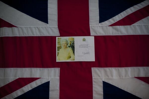 britain royalty queen flag great britains flag with a birthday