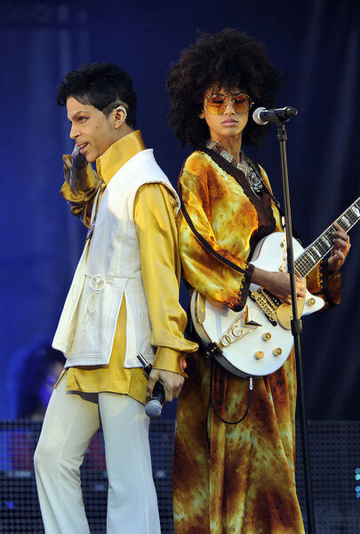 US singer and musician Prince (born Prince Rogers Nelson #14792317