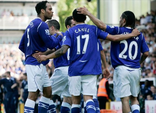 Football - Fulham v Everton Barclays Premier League