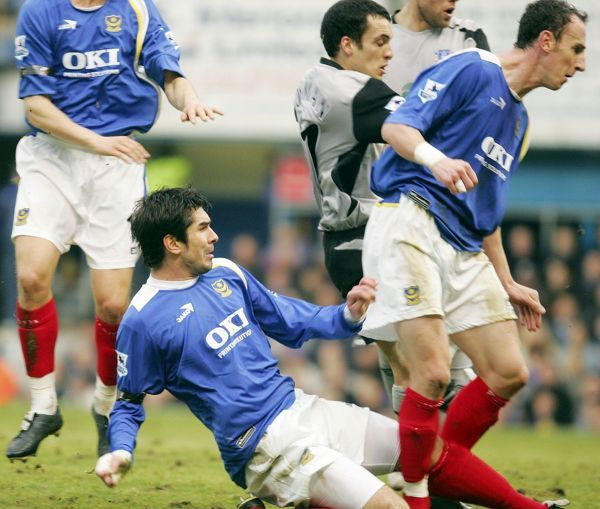 Osman wriggles in to score the only goal. Mandatory Credit: Action Images / Frances Leader Livepic