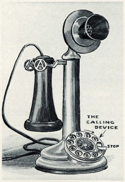 history of the telephone research paper