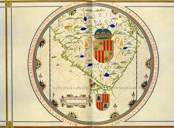 Tip Of South America Map.Map Of The Southern Tip The Americas Map Of South America By Ferno