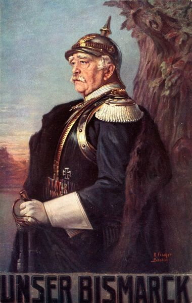 otto von bismarck germanys unification Otto von bismark is regarded quite differently by various people some say he is an evil man, who united germany with blood and war, so that the nation of germany could go on to create some of the biggest was that earth has every seen, and with that, the extreme death counts.