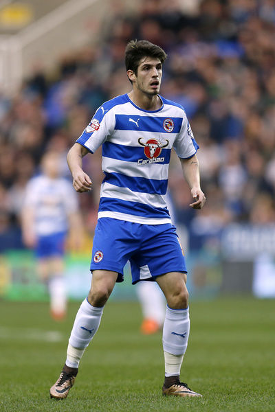 Lucas Piazon, Reading