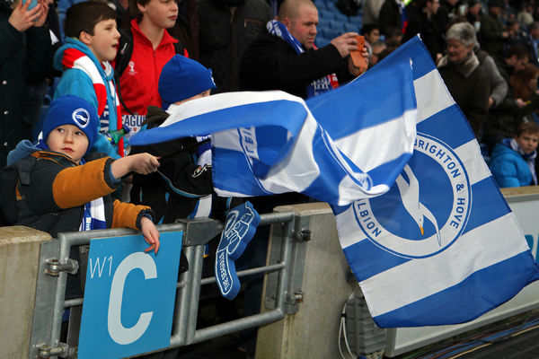 Brighton And Hove Albion Season 2014-15: 2014-15 Home Games: Arsenal 25JAN15