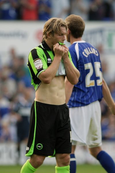 Brighton And Hove Albion Past Seasons: Season 2011-12: 2011-12 Away Games: Ipswich Town