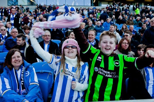 Brighton And Hove Albion Past Seasons: Season 2011-12: 2011-12 Home Games: Ipswich Town