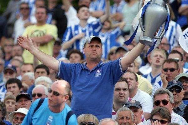 Brighton And Hove Albion Past Seasons: Season 2010-11: Season 2010-11 Home Games: Southampton