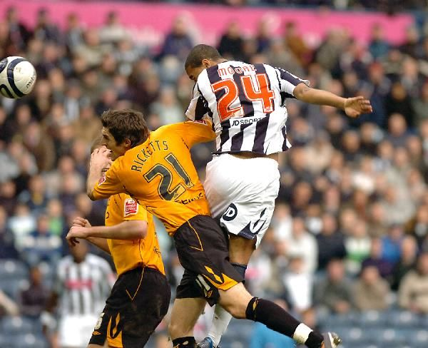 Albion 1 Hull City 2, 23 February 2008