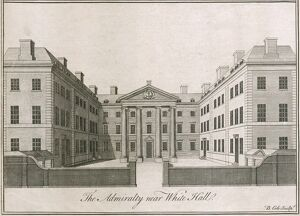 The Admiralty, Whitehall 1750s 6C_WHI_1750_B