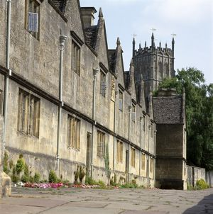 Almshouses, Chipping Campden K991579