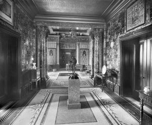 The Arab Hall & Corridor, Leighton House BL13082