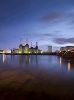 Battersea Power Station N130002