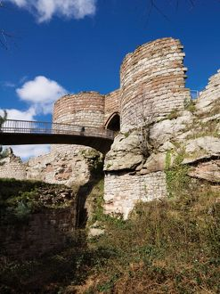 Beeston Castle N060907