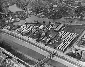 Bristol timber wharves EPW005470