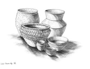 Bronze Age pottery N980006