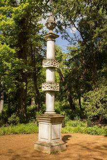 Capability Brown Column, Wrest Park DP217089