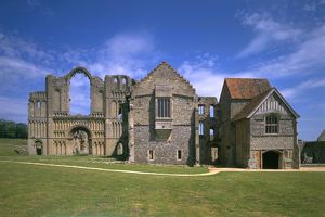 Castle Acre Priory K970927