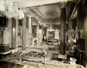 Drawing Room, Osborne House 1896 BL13900
