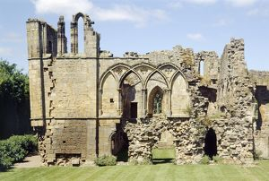 Easby Abbey K000914