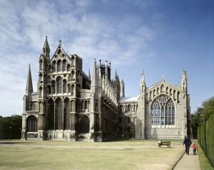 Ely Cathedral J910537