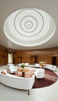 Entrance Hall, Eltham Palace N100731