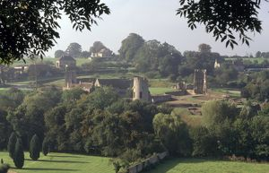 Farleigh Hungerford Castle K971729