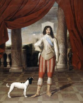 Ferdinand - Louis XIII of France J970151