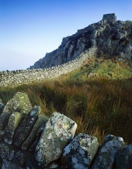 Hadrian's Wall : Cuddy's Crags J080003