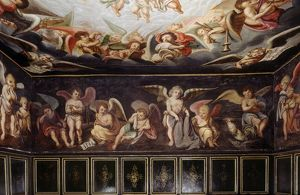 Heaven Room, Bolsover Castle K000103