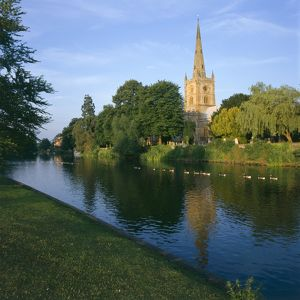 Holy Trinity Church, Stratford-upon-Avon K991546