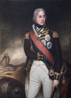 Horatio, Viscount Nelson N070501