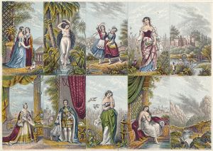 Illustrations dated 1851 N110048