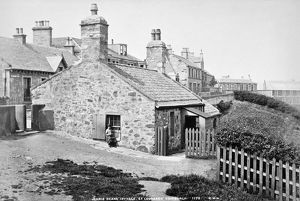 Jeanie Dean's Cottage, Edinburgh M950880a