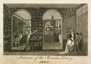 Juvenile Library, 157 New Bond Street 1801 J000140