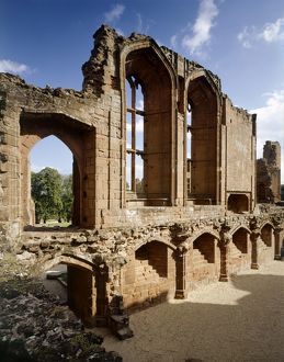 Kenilworth Castle J050151