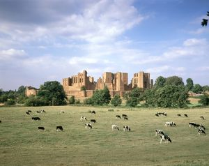 Kenilworth Castle J900445